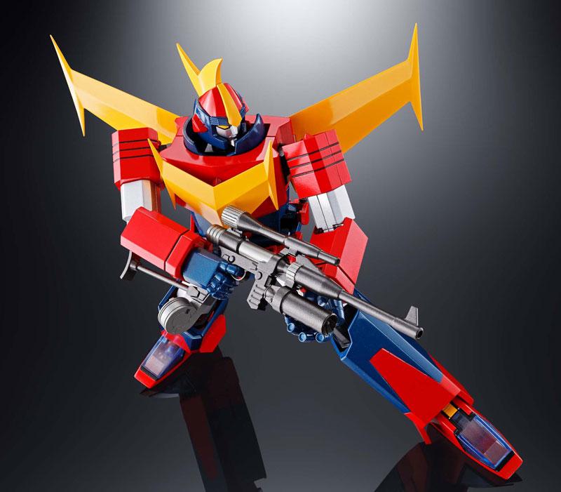 超合金魂 GX-81『無敵超人ザンボット3|ザンボエース』変形可動フィギュア-009