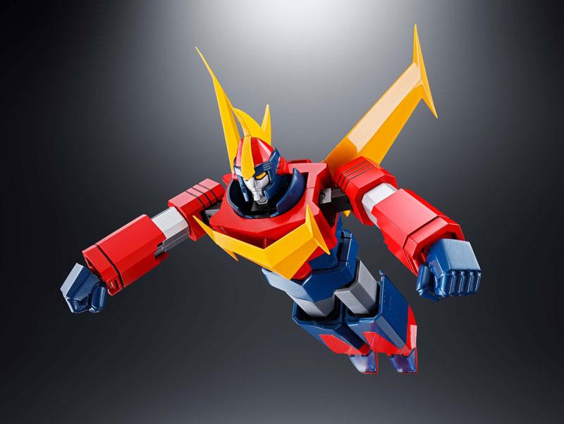 超合金魂 GX-81『無敵超人ザンボット3|ザンボエース』変形可動フィギュア-010