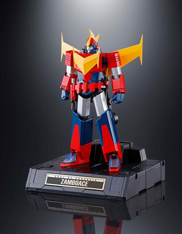 超合金魂 GX-81『無敵超人ザンボット3|ザンボエース』変形可動フィギュア-011