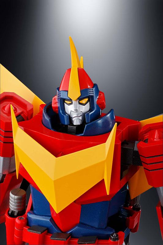 超合金魂 GX-81『無敵超人ザンボット3|ザンボエース』変形可動フィギュア-012