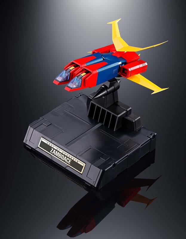 超合金魂 GX-81『無敵超人ザンボット3|ザンボエース』変形可動フィギュア-021