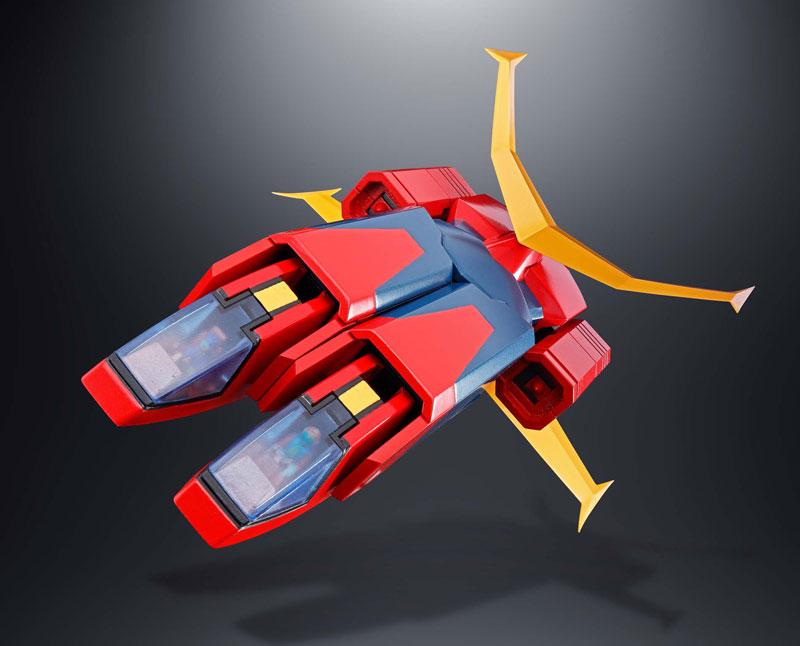 超合金魂 GX-81『無敵超人ザンボット3|ザンボエース』変形可動フィギュア-022
