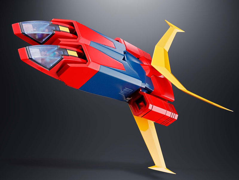 超合金魂 GX-81『無敵超人ザンボット3|ザンボエース』変形可動フィギュア-023