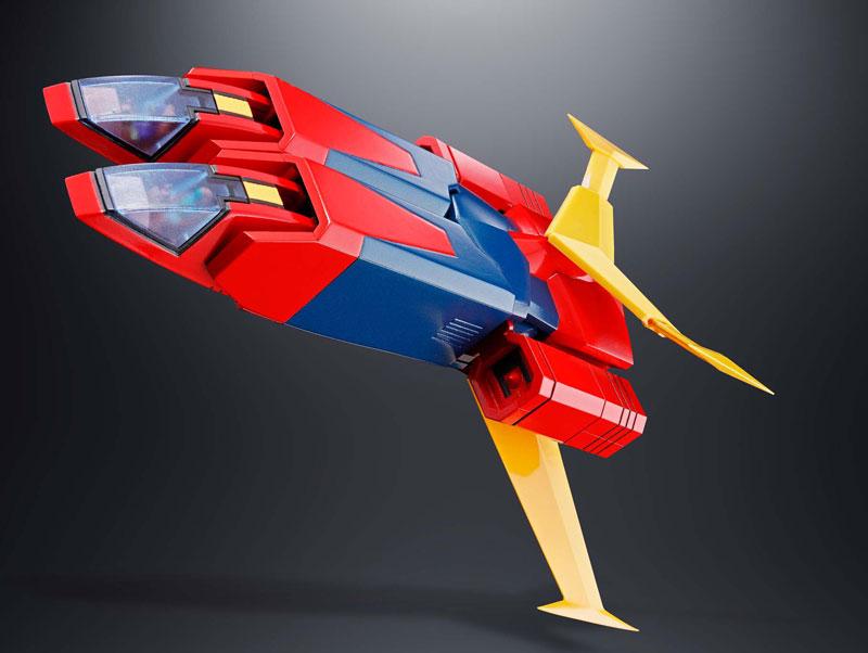 超合金魂 GX-81『無敵超人ザンボット3|ザンボエース』変形可動フィギュア-024