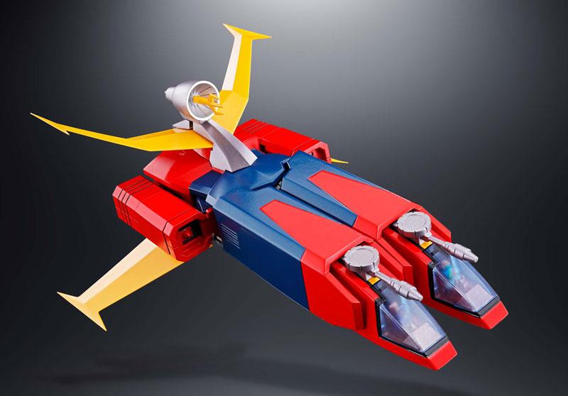 超合金魂 GX-81『無敵超人ザンボット3|ザンボエース』変形可動フィギュア-025