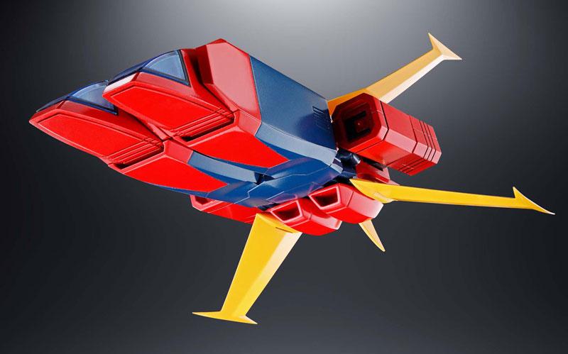 超合金魂 GX-81『無敵超人ザンボット3|ザンボエース』変形可動フィギュア-026