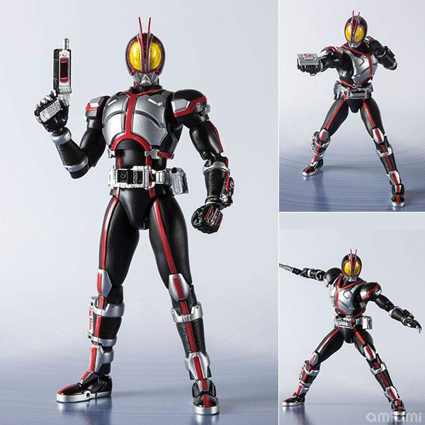 S.H.フィギュアーツ『仮面ライダーファイズ -20 Kamen Rider Kicks Ver.-』可動フィギュア