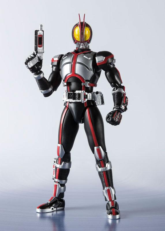 S.H.フィギュアーツ『仮面ライダーファイズ -20 Kamen Rider Kicks Ver.-』可動フィギュア-002