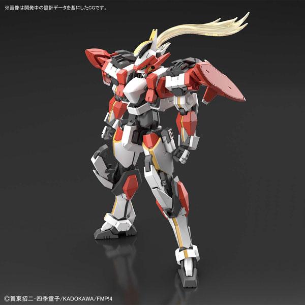 HG『レーバテイン Ver.IV フルメタル・パニック! Invisible Victory』 1/60 プラモデル-001