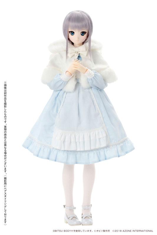 アゾン50cmオリジナルドール『Iris Collect かの / Lovely snows ~いとしい雪たち~』完成品ドール-002
