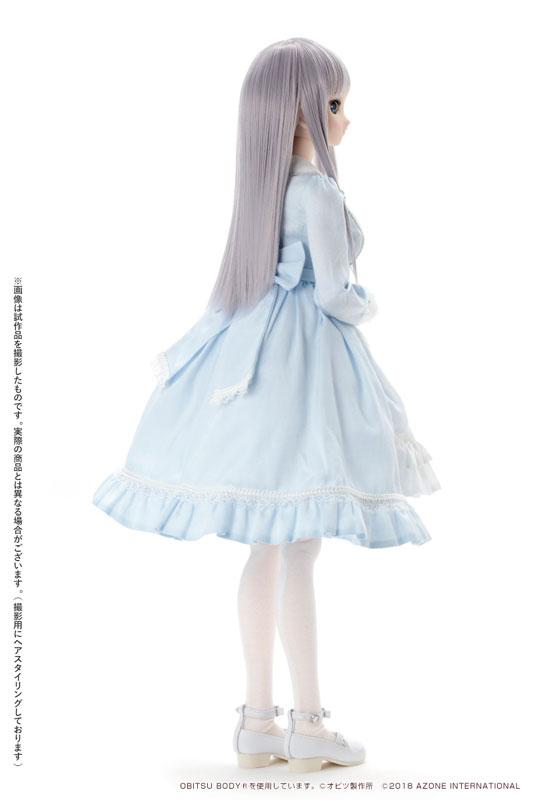 アゾン50cmオリジナルドール『Iris Collect かの / Lovely snows ~いとしい雪たち~』完成品ドール-005