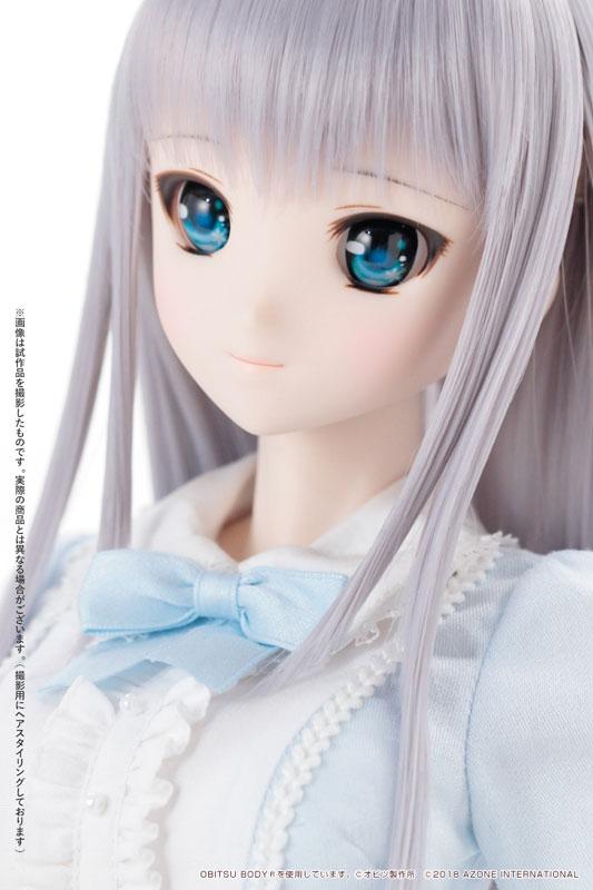 アゾン50cmオリジナルドール『Iris Collect かの / Lovely snows ~いとしい雪たち~』完成品ドール-007