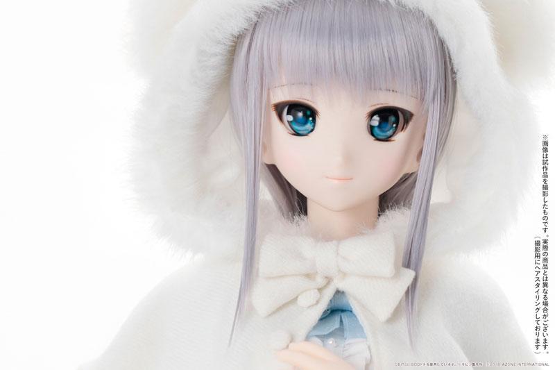 アゾン50cmオリジナルドール『Iris Collect かの / Lovely snows ~いとしい雪たち~』完成品ドール-010