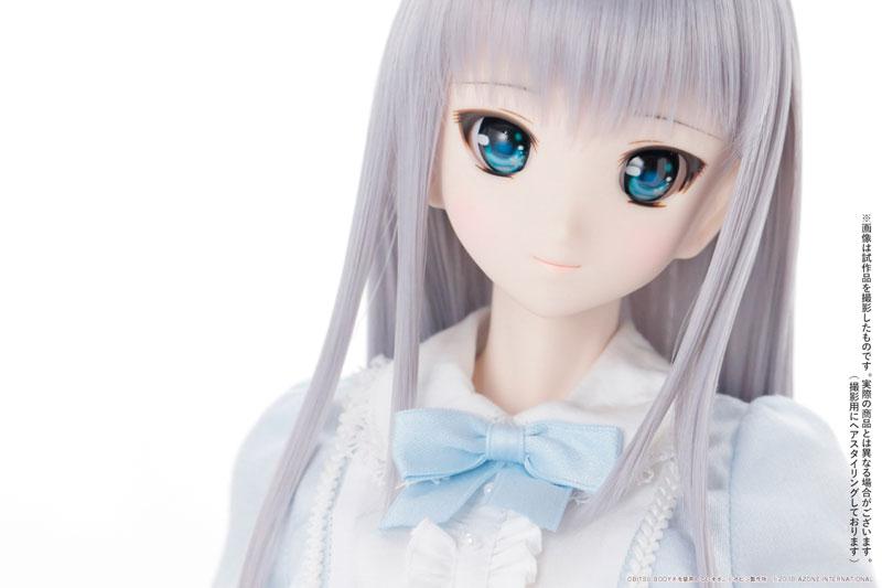 アゾン50cmオリジナルドール『Iris Collect かの / Lovely snows ~いとしい雪たち~』完成品ドール-011