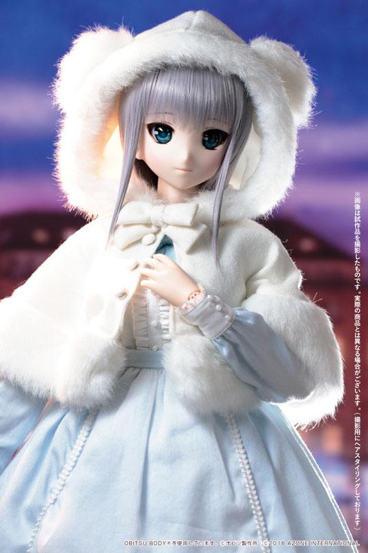 アゾン50cmオリジナルドール『Iris Collect かの / Lovely snows ~いとしい雪たち~』完成品ドール-014