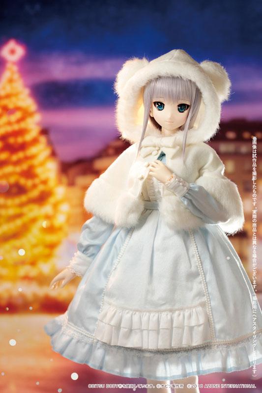 アゾン50cmオリジナルドール『Iris Collect かの / Lovely snows ~いとしい雪たち~』完成品ドール-015