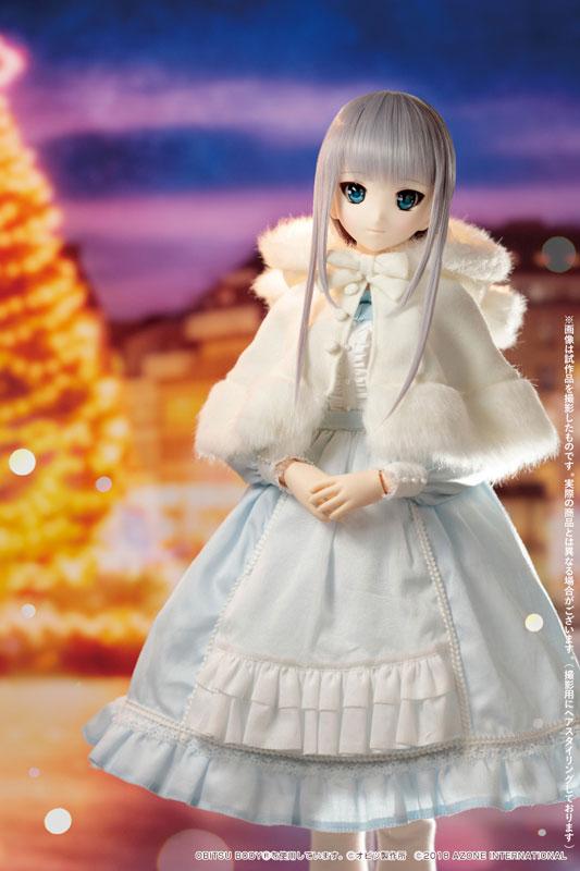 アゾン50cmオリジナルドール『Iris Collect かの / Lovely snows ~いとしい雪たち~』完成品ドール-016
