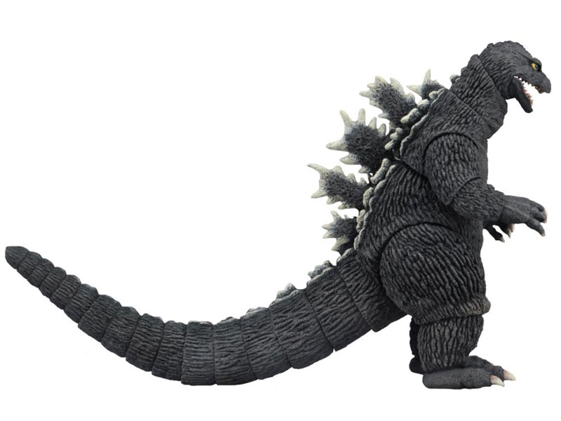キングコング対ゴジラ『ゴジラ』7インチ 可動フィギュア-003