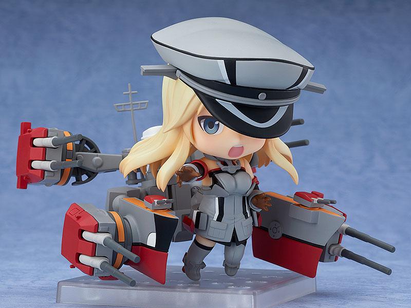 ねんどろいど『艦隊これくしょん -艦これ-|Bismarck(ビスマルク)改』可動フィギュア-001