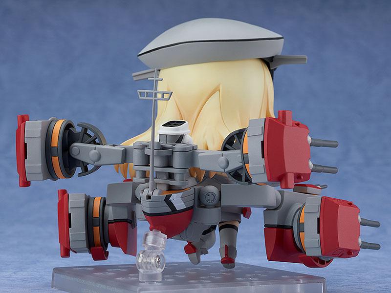 ねんどろいど『艦隊これくしょん -艦これ-|Bismarck(ビスマルク)改』可動フィギュア-002