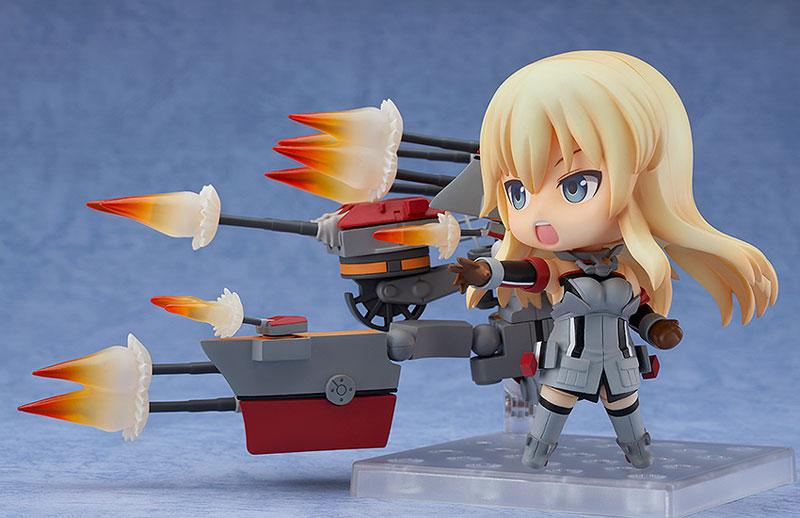 ねんどろいど『艦隊これくしょん -艦これ-|Bismarck(ビスマルク)改』可動フィギュア-003