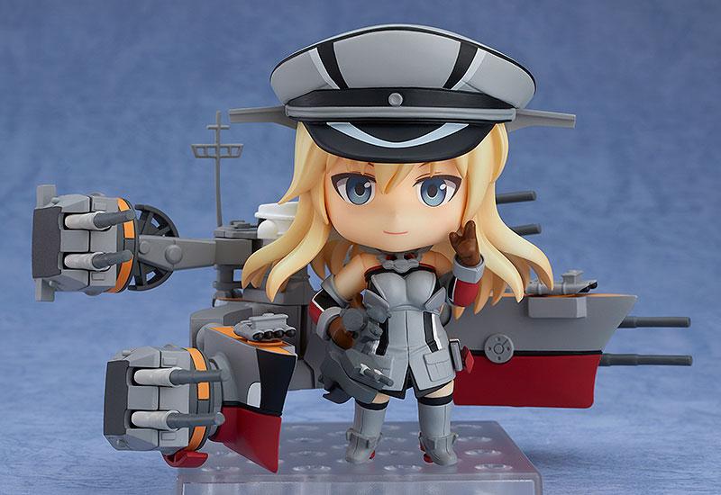 ねんどろいど『艦隊これくしょん -艦これ-|Bismarck(ビスマルク)改』可動フィギュア-004