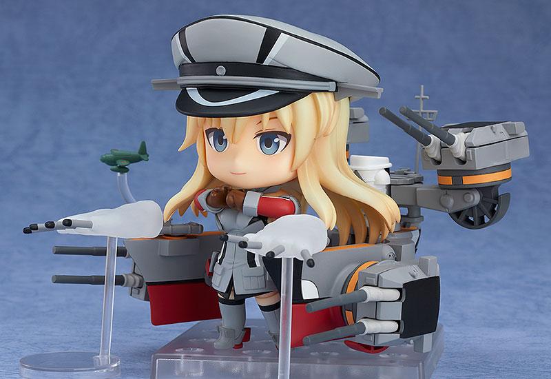 ねんどろいど『艦隊これくしょん -艦これ-|Bismarck(ビスマルク)改』可動フィギュア-005