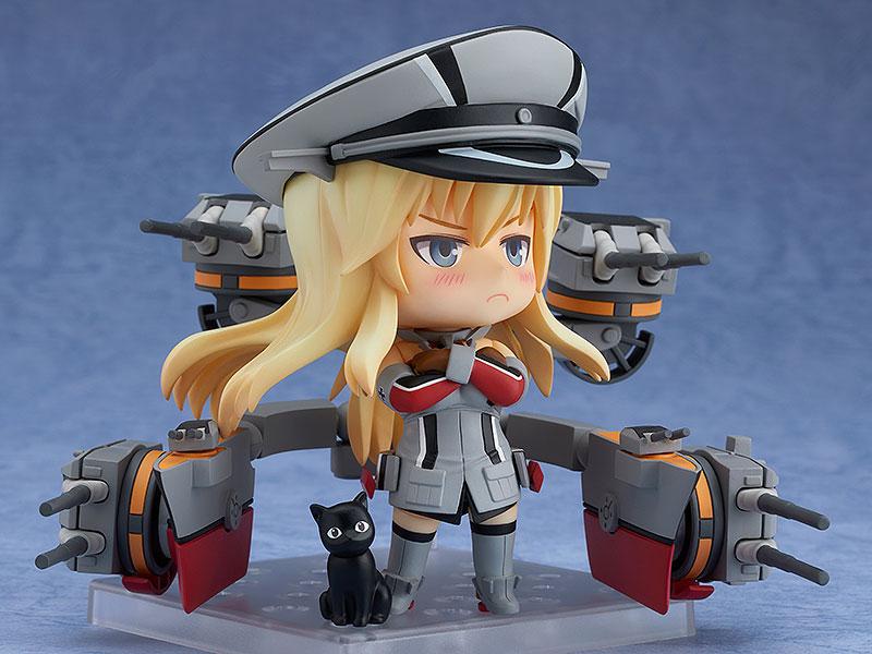 ねんどろいど『艦隊これくしょん -艦これ-|Bismarck(ビスマルク)改』可動フィギュア-006