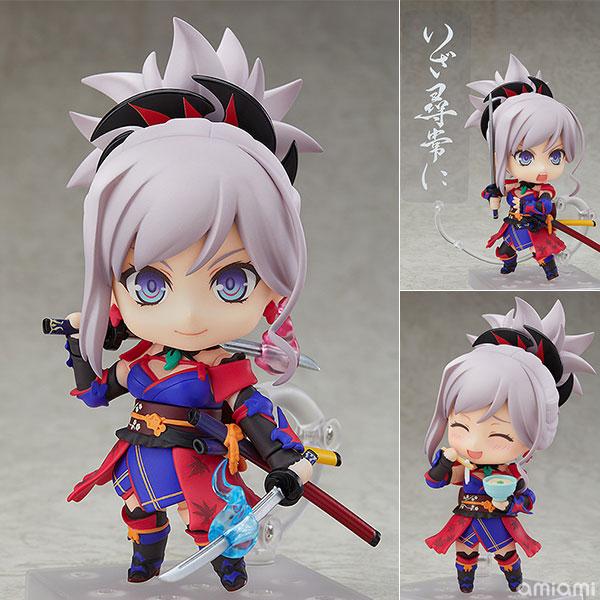 ねんどろいど『Fate/Grand Order セイバー/宮本武蔵』可動フィギュア