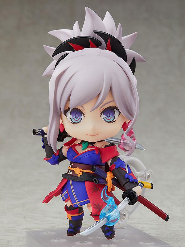 ねんどろいど『Fate/Grand Order|セイバー/宮本武蔵』可動フィギュア-001