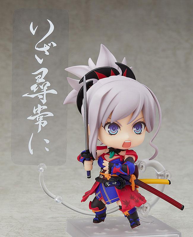 ねんどろいど『Fate/Grand Order|セイバー/宮本武蔵』可動フィギュア-002