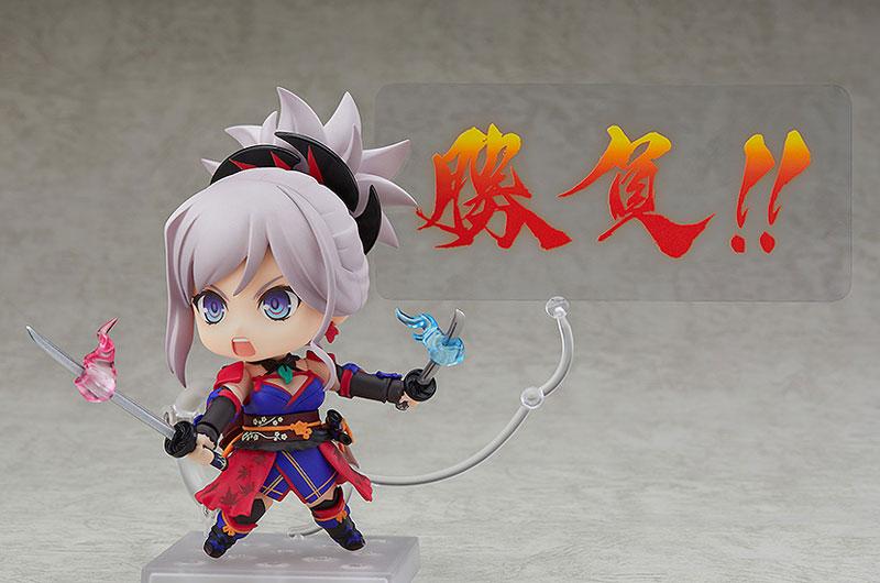 ねんどろいど『Fate/Grand Order|セイバー/宮本武蔵』可動フィギュア-003