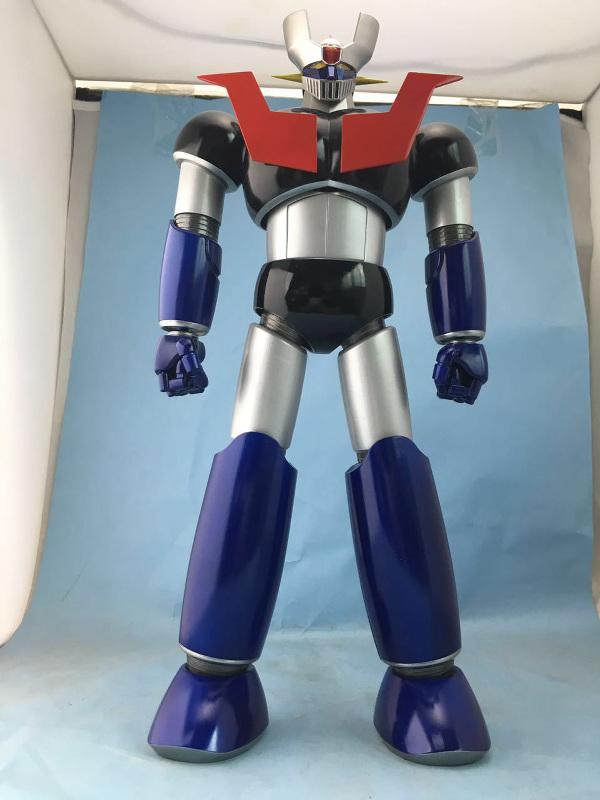【再販】『マジンガーZ』アクションフィギュア-001