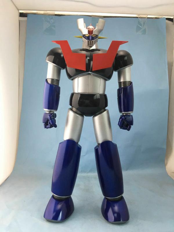 【再販】『マジンガーZ』アクションフィギュア-002