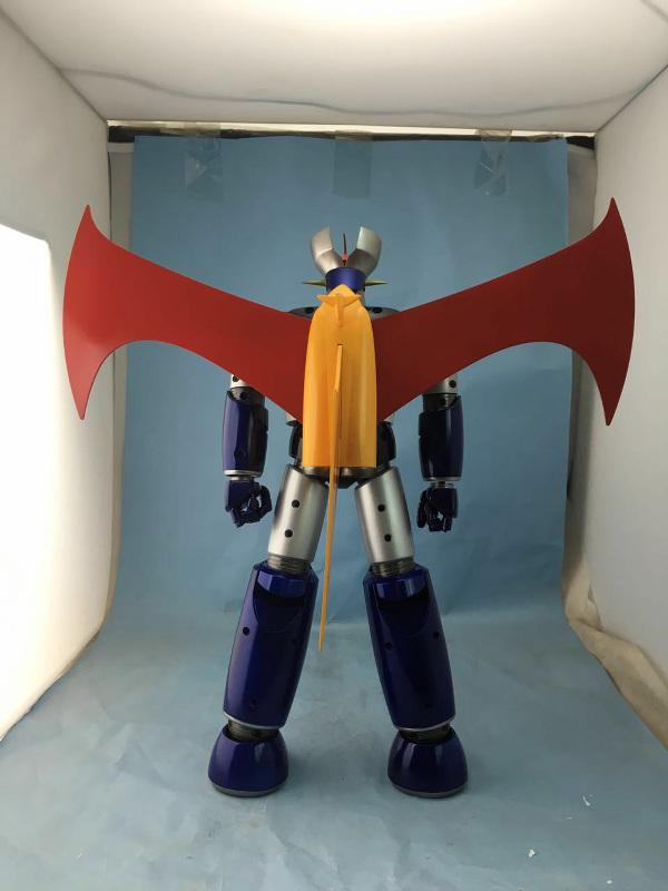【再販】『マジンガーZ』アクションフィギュア-012