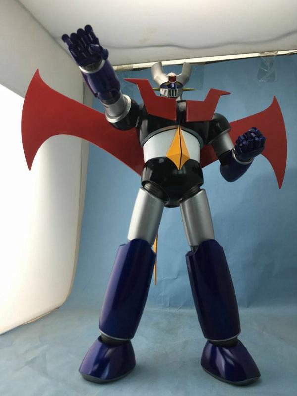 【再販】『マジンガーZ』アクションフィギュア-017