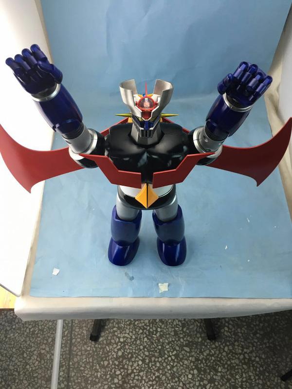【再販】『マジンガーZ』アクションフィギュア-019