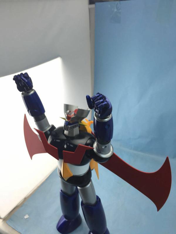 【再販】『マジンガーZ』アクションフィギュア-021