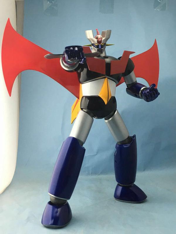 【再販】『マジンガーZ』アクションフィギュア-026