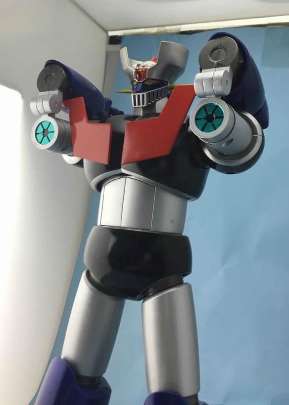 【再販】『マジンガーZ』アクションフィギュア-032