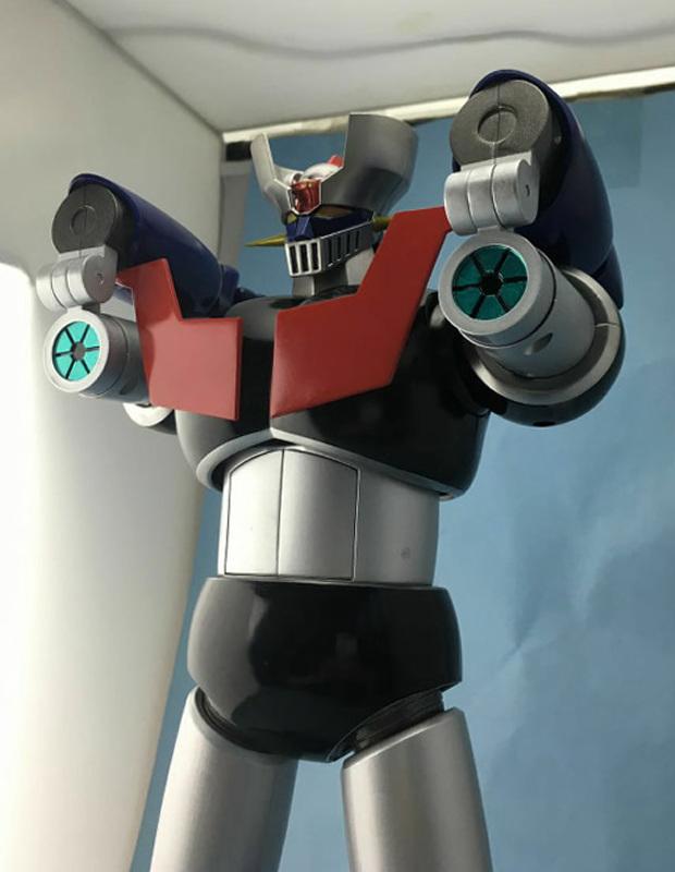 【再販】『マジンガーZ』アクションフィギュア-033