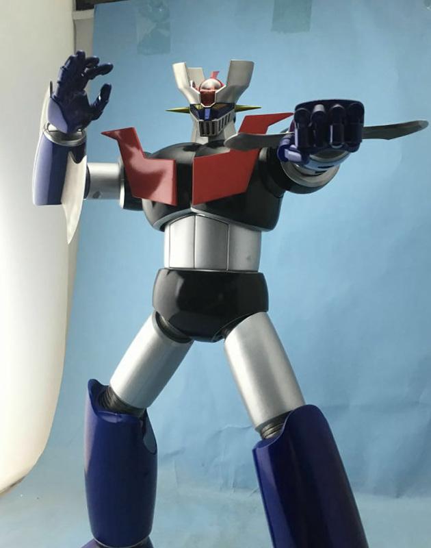 【再販】『マジンガーZ』アクションフィギュア-035