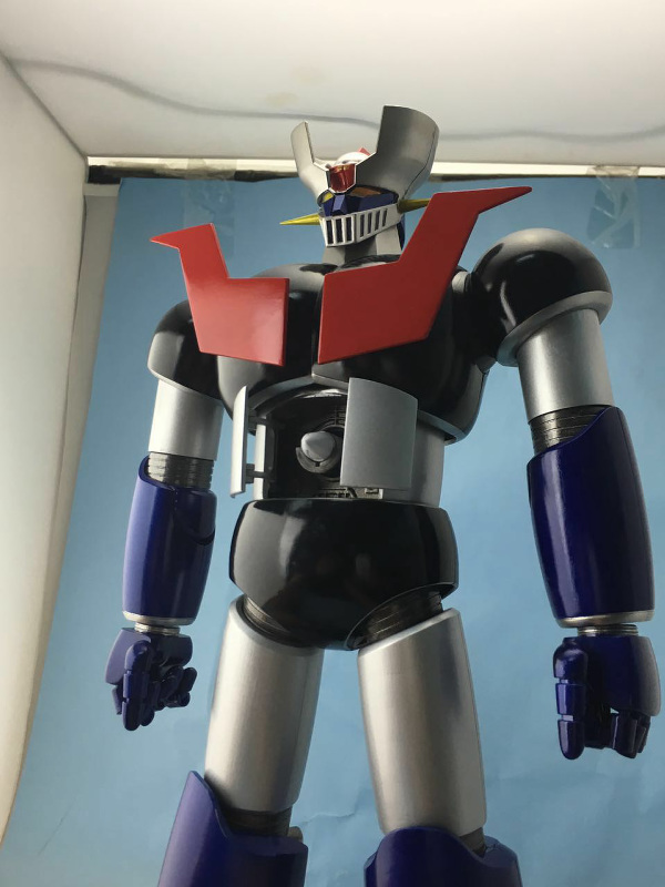 【再販】『マジンガーZ』アクションフィギュア-038