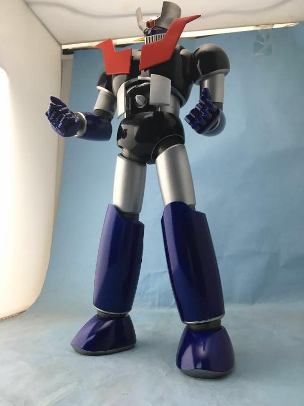 【再販】『マジンガーZ』アクションフィギュア-039