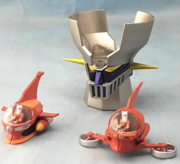 【再販】『マジンガーZ』アクションフィギュア-044
