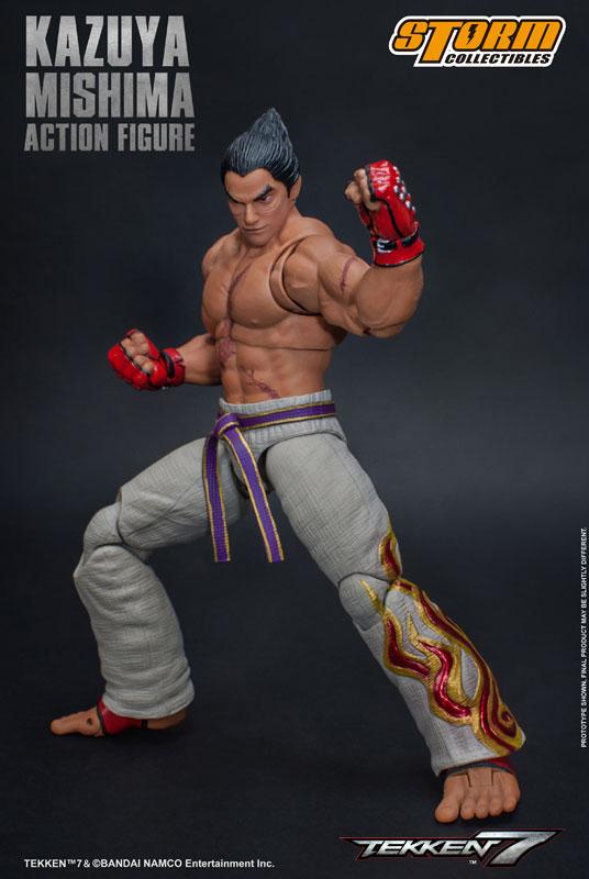 鉄拳7『三島一八』可動フィギュア-001