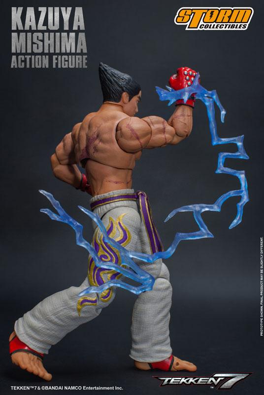 鉄拳7『三島一八』可動フィギュア-003