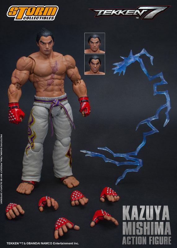 鉄拳7『三島一八』可動フィギュア-014