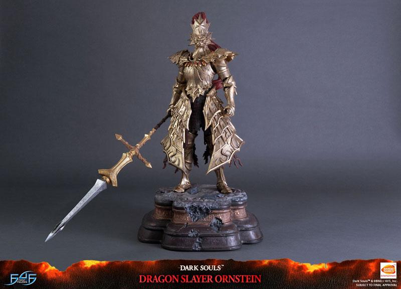 ダークソウル『竜狩りオーンスタイン』スタチュー 完成品フィギュア-001
