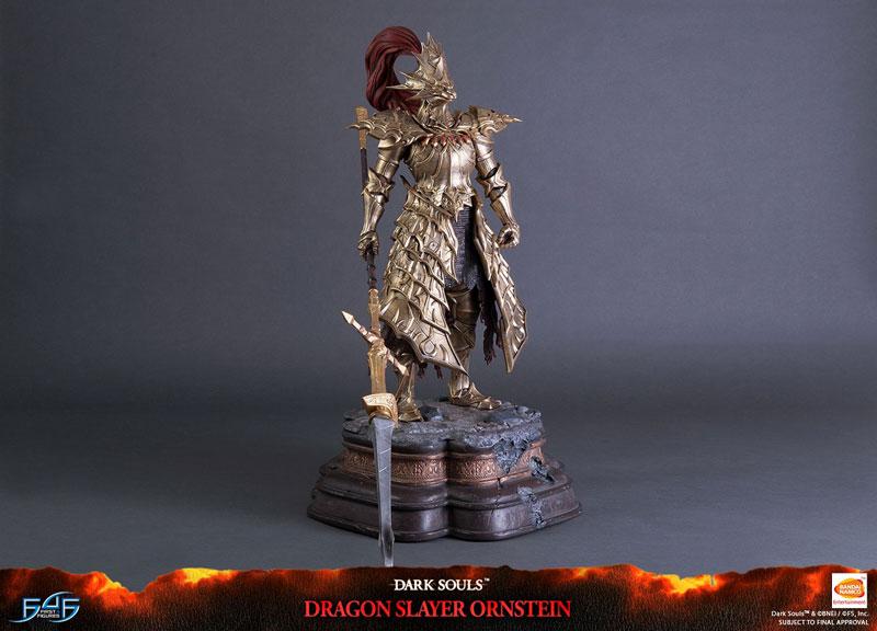 ダークソウル『竜狩りオーンスタイン』スタチュー 完成品フィギュア-002